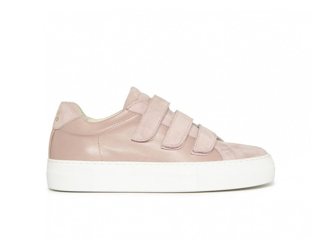 Edition 44 sneakers basses nude