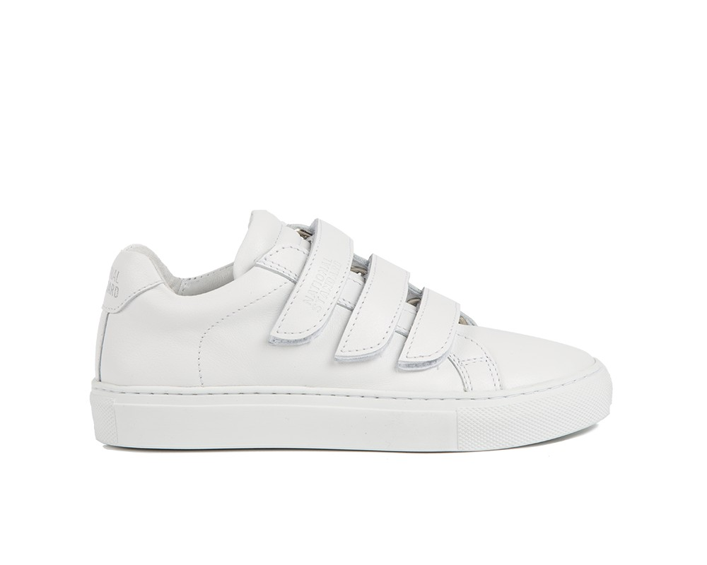 Edition 44 sneakers basses blanches