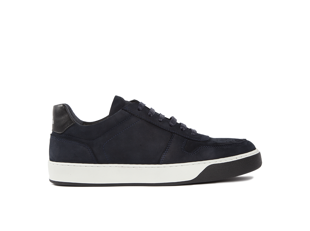 Edition 6 navy low sneaker