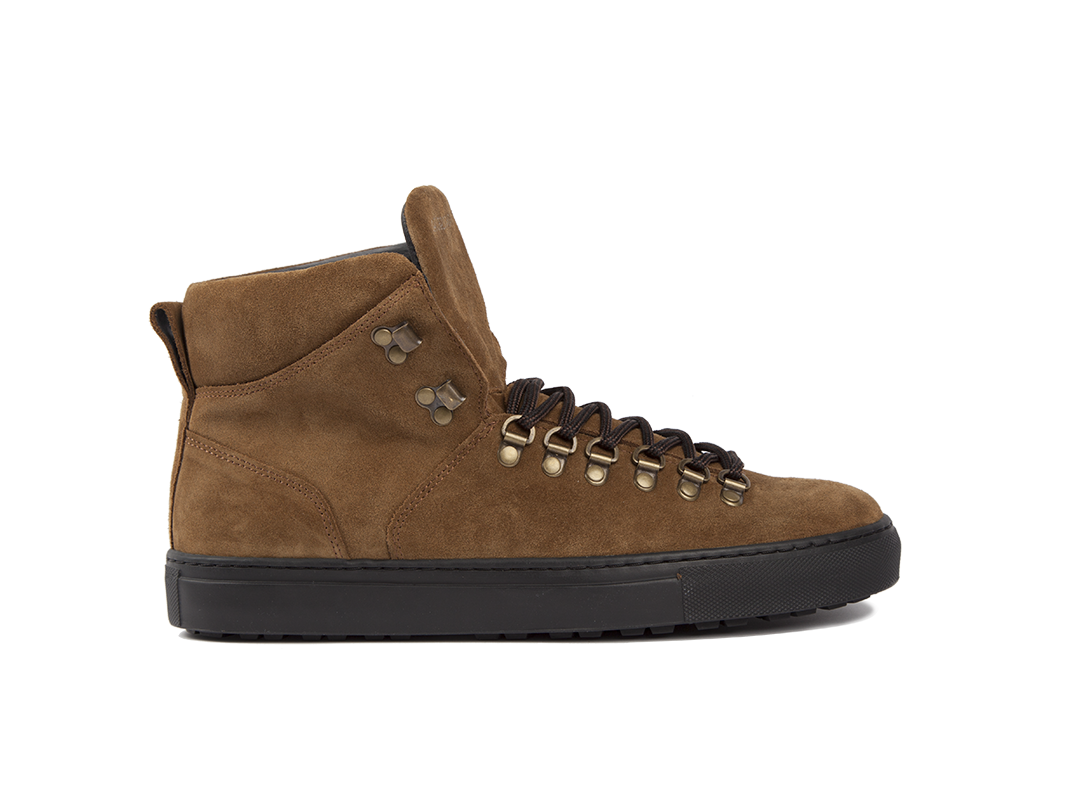 Edition 9 Boots Chukka cognac