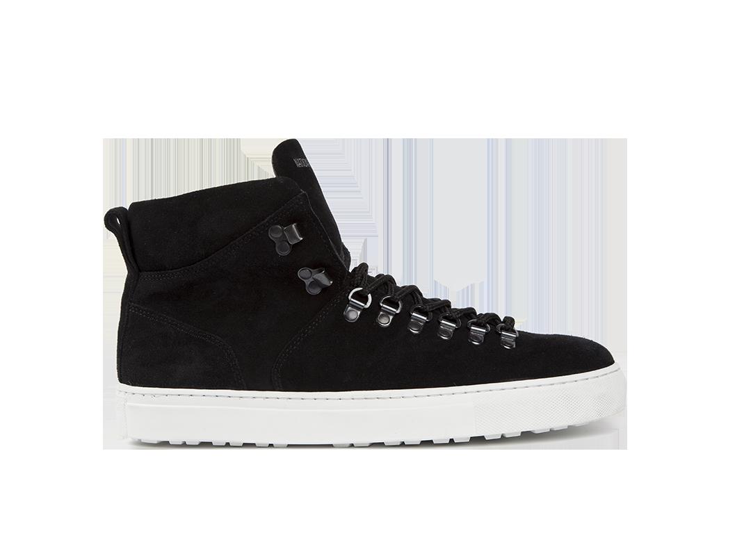Edition 9 Boots Chukka noires