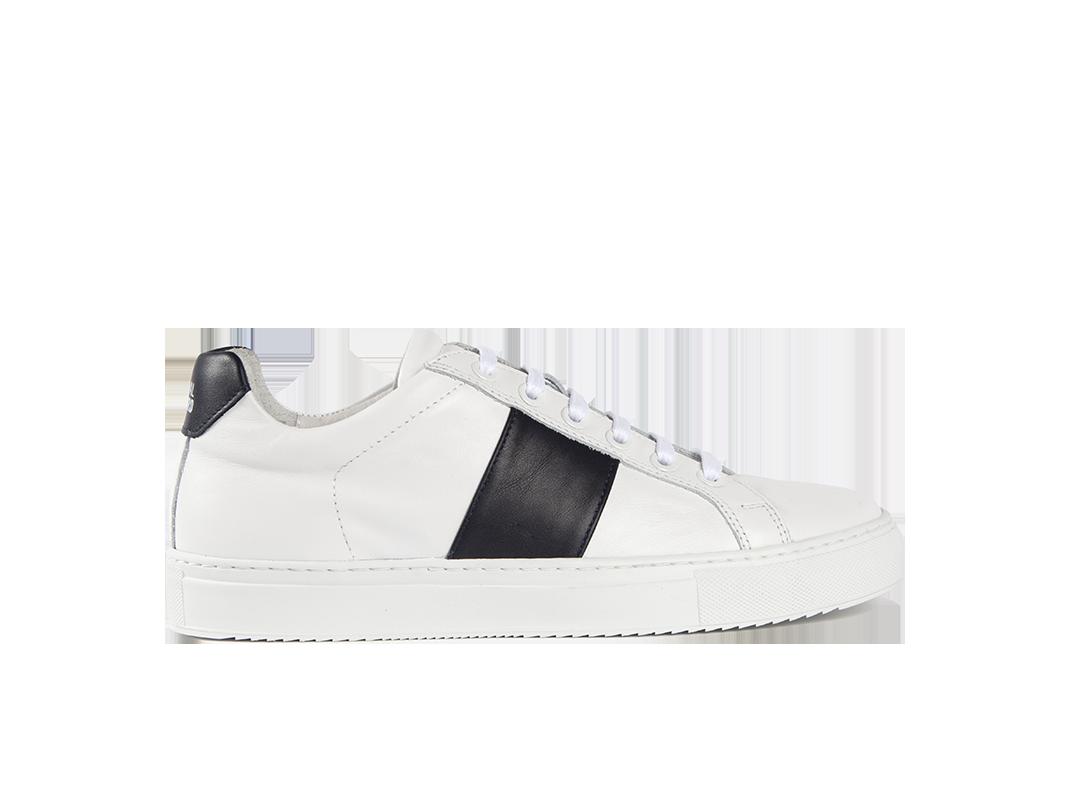 NEW Edition 4 blanche bande noire