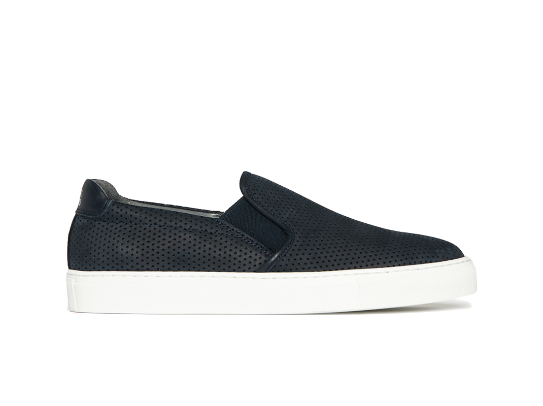 Edition 8 Slip On Navy