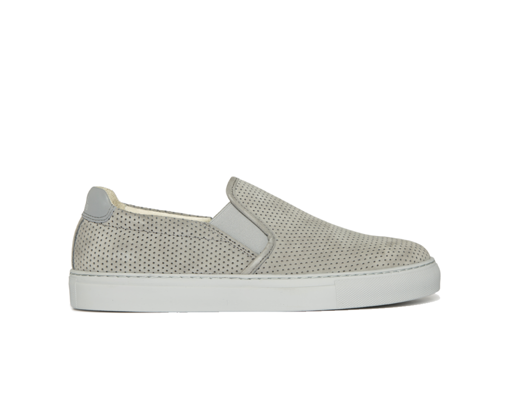 Edition 8 Slip On gris