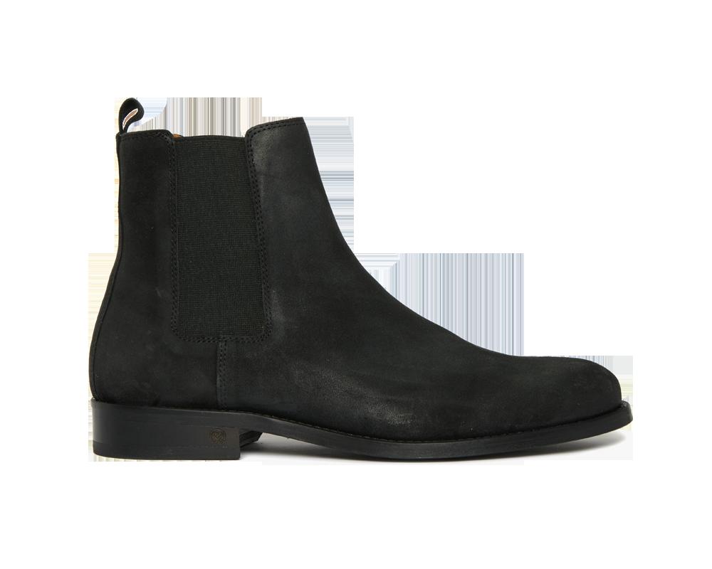 Edition 14 boots noires