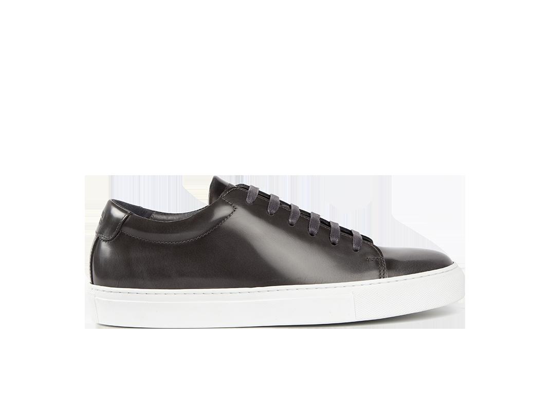 Edition 3 sneakers basses spazzolato gris