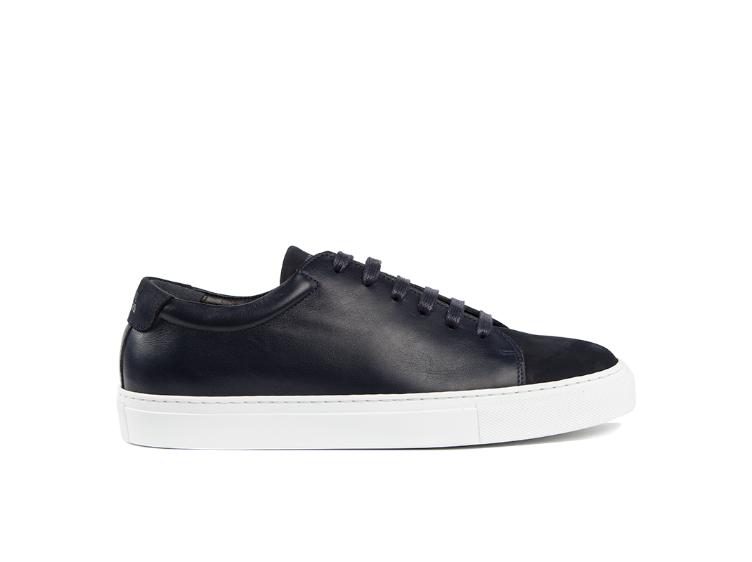 Edition 3 sneakers basses marine