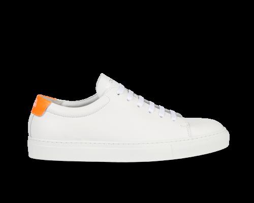 Edition 3 blanche et orange