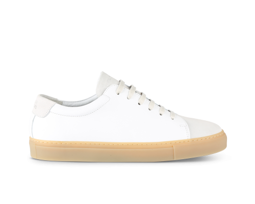 Edition 3 white suede