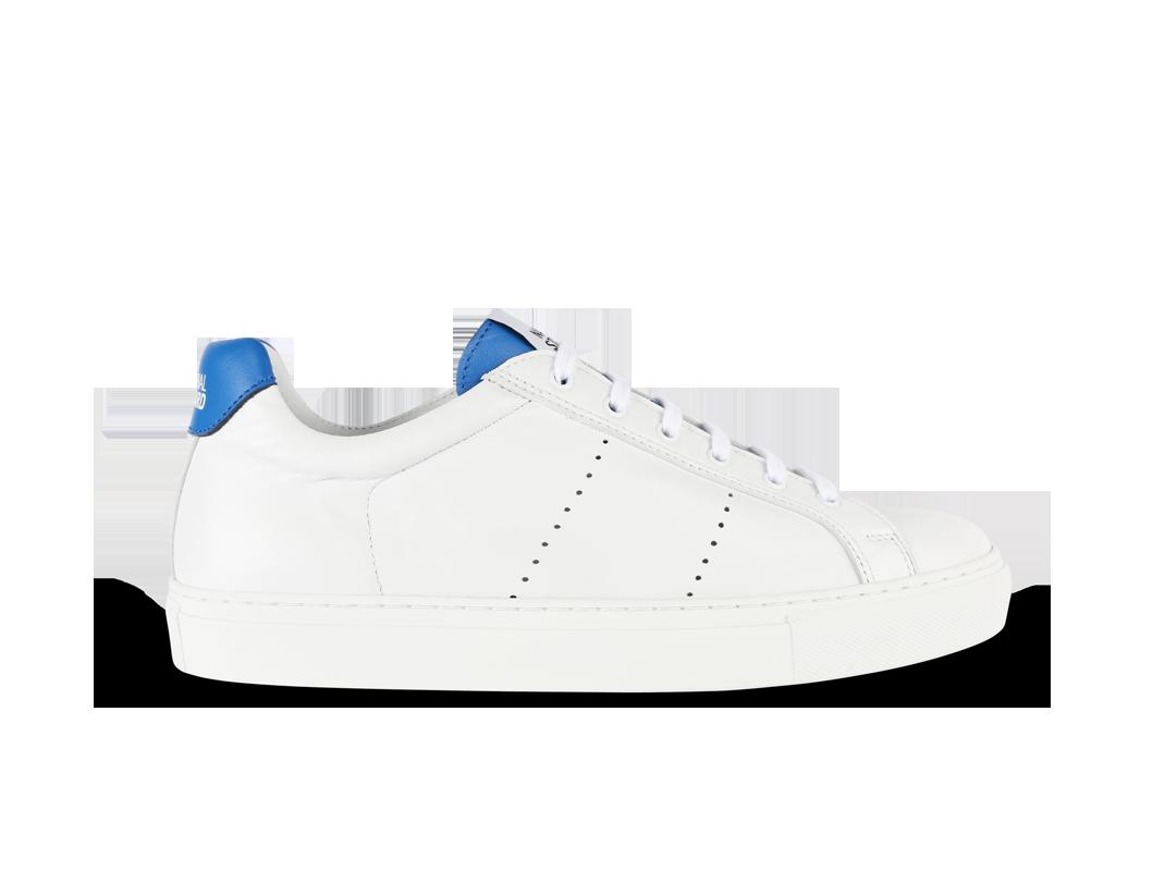 Edition 4 Soft blanche et bleue