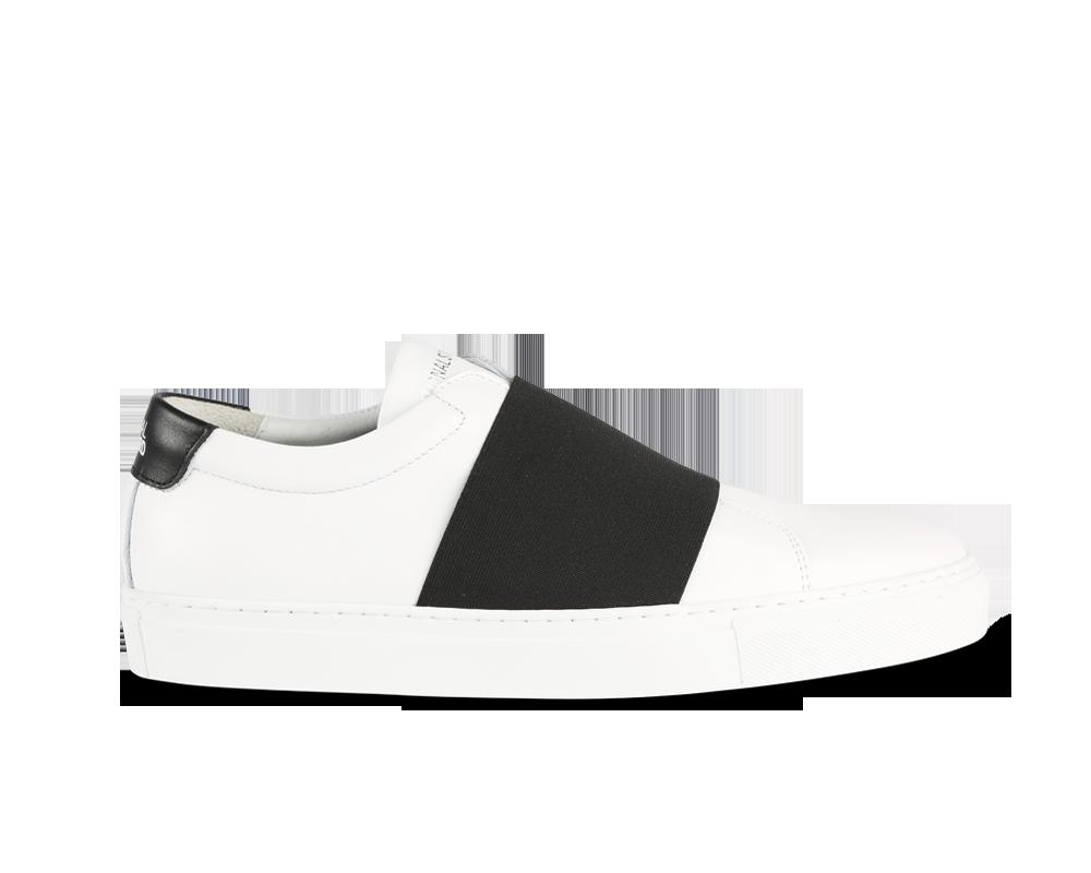 Edition 33 sneakers blanches et noire