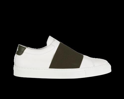 Edition 33 White and kaki
