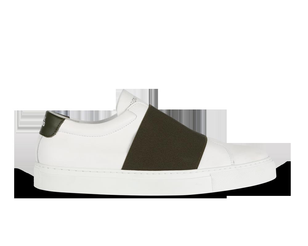 Edition 33 blanche et kaki