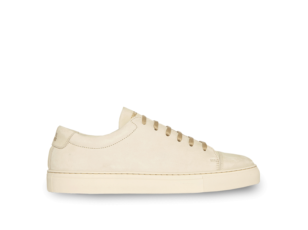 Edition 3 crema low sneakers